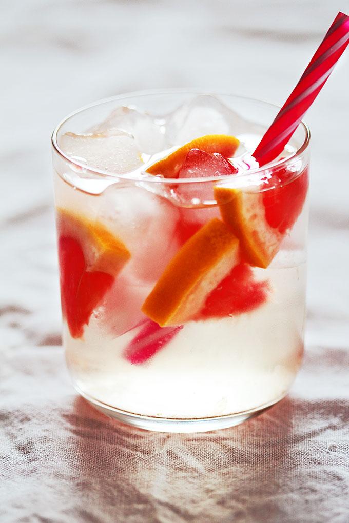 grapefruit apple cider vinegar drink