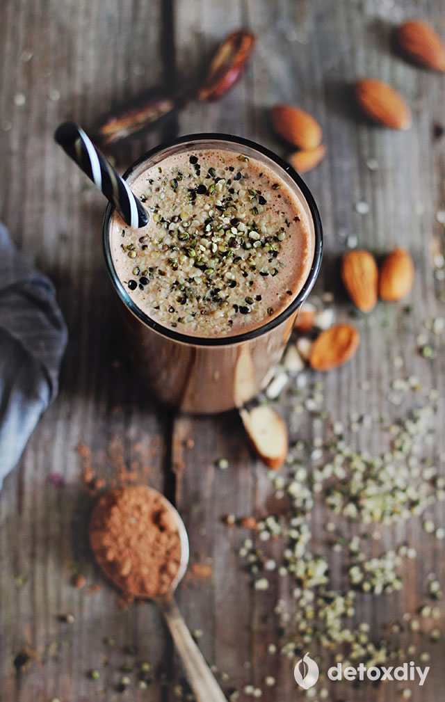 after workout smoothie recipe