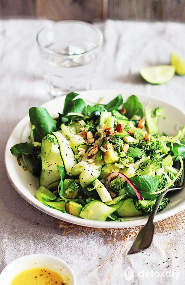 cleansing salad
