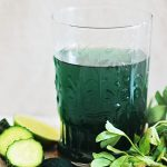 cucumber spirulina juice recipe