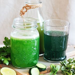 Liver Detox Green Juices (3 Ways)