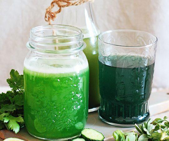 liver detox juice