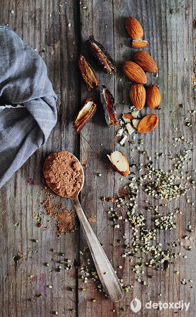 protein smoothie ingredients