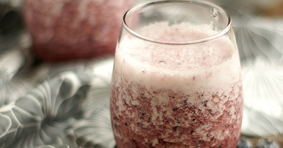 Blueberry-Coconut-Pineapple-Blender