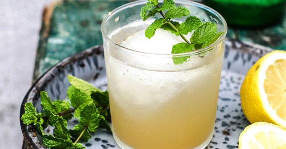 Apple Cider Vinegar & Ginger and Honey Switchel