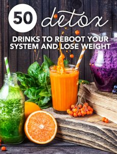 This is an awesome list of detox drinks! Perfect for a quick 24 hour reboot, 7 day cleanse or complete weight loss plan.