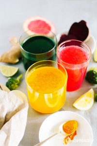 3 Simple Liver Cleanse Juices
