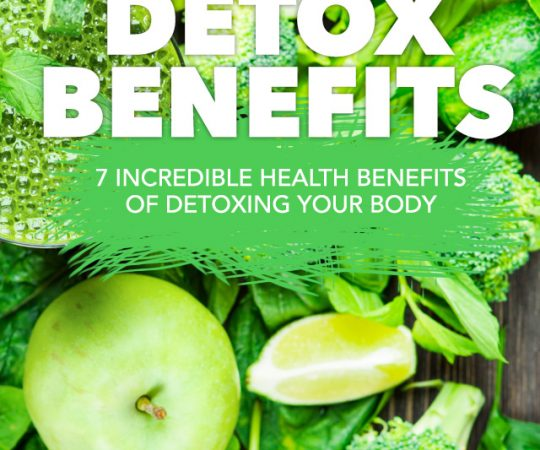 Here are 7 really good reasons why you should be detoxing on a regular basis! If you haven't done a short detox before, you don't know what you are missing out on.