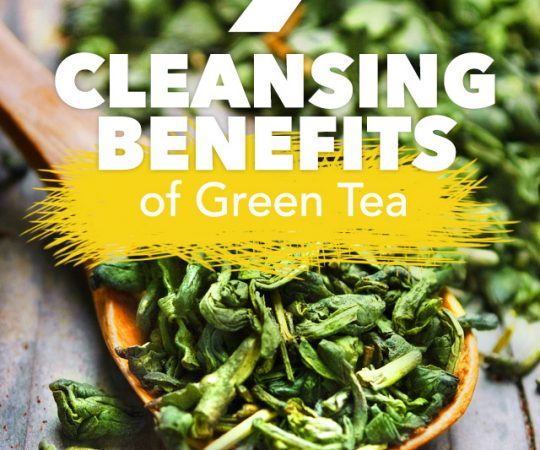 This is an awesome list of the cleansing benefits of green tea! If you want to learn how to use green tea for weight loss, clearer skin, more energy and better overall health, make sure to read this.
