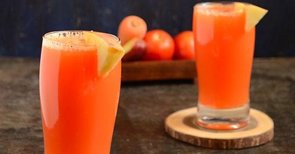 Apple Carrot Tomato Juice