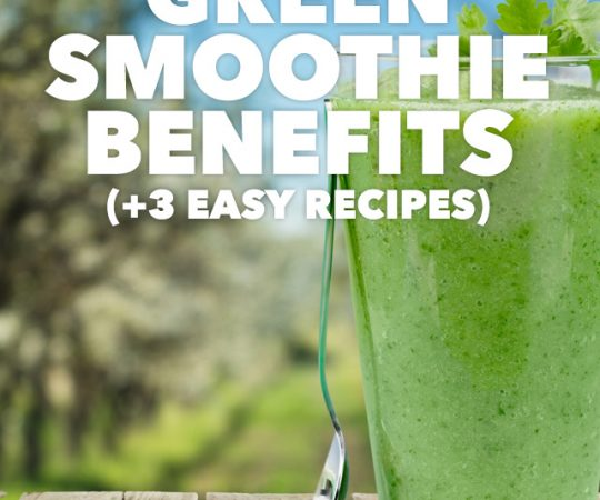 If you are not drinking green smoothies on a daily basis, here are some really good reasons why you should.