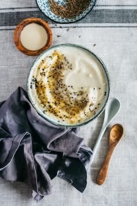This roasted cauliflower soup might be the most brilliant way to utilize cauliflower ever!