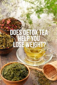 Does Detox Tea Help You Lose Weight?