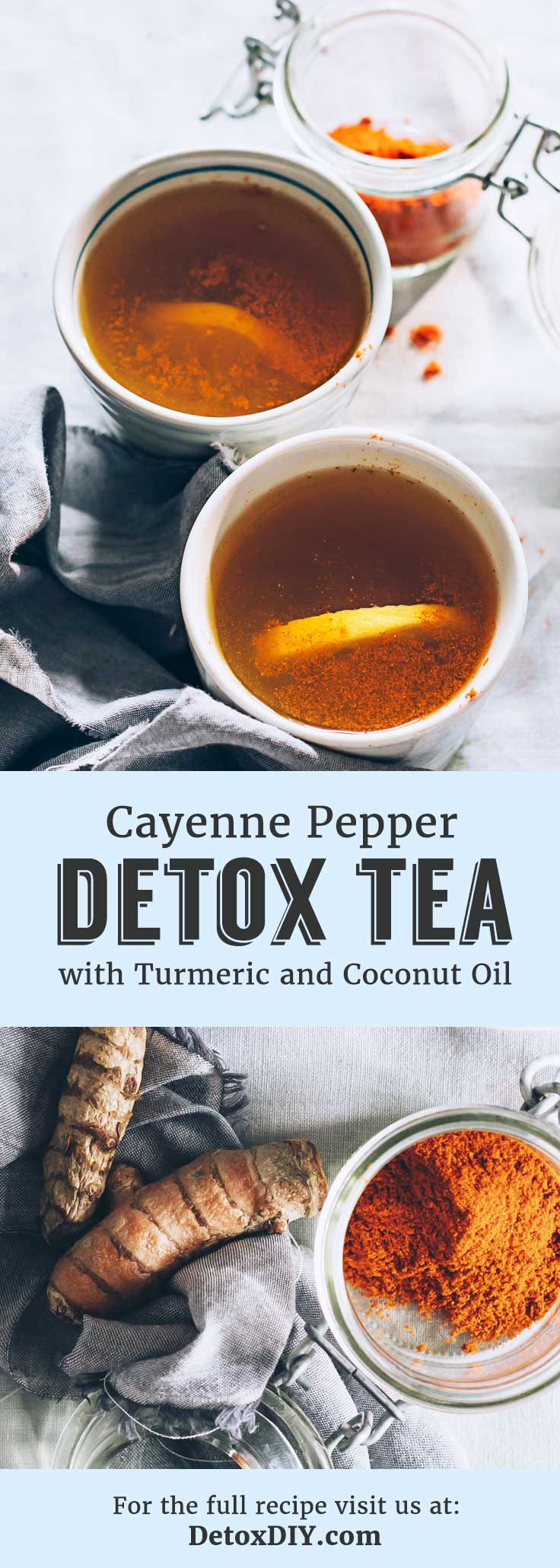 This spicy cayenne pepper tea is the best drink for a morning kickstart. Try this!