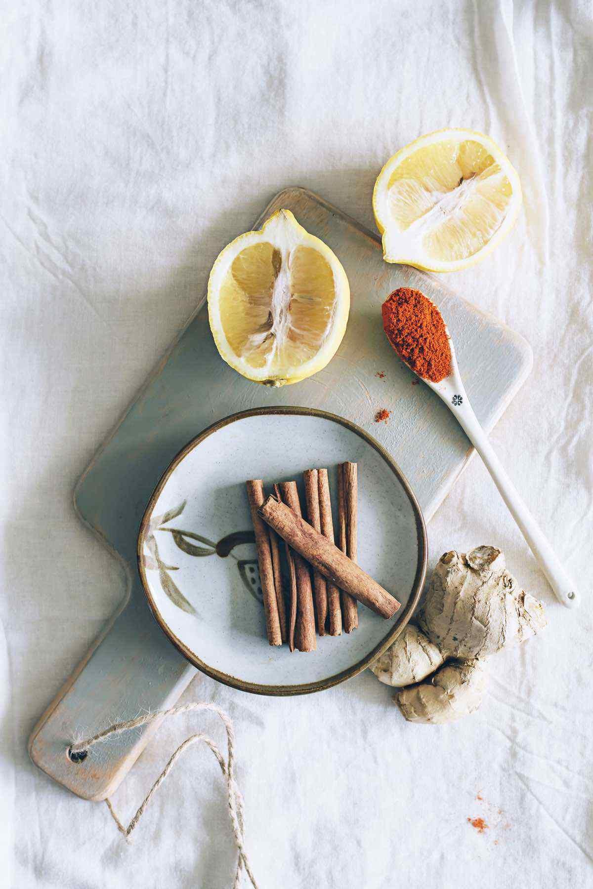 cayenne pepper tea ingredients