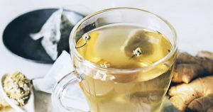 Soothing Ginger and Dandelion Tea for Healthy Digestion