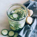 detox cucumber water recipe