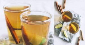 Cinnamon and Honey Green Tea Detox Drink – Antioxidant-Rich Recipe
