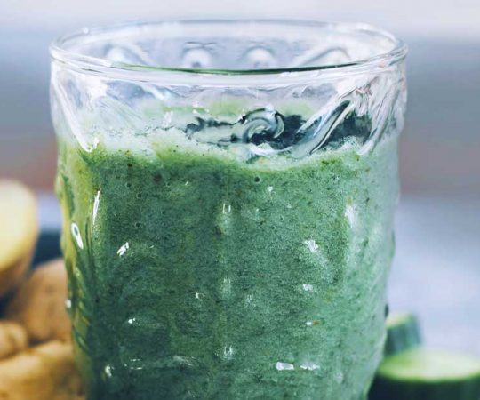 spirulina drink recipe