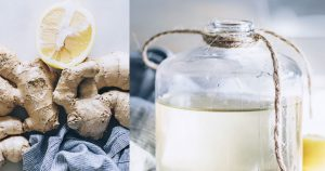 Homemade Fermented Detox Ginger Ale (Try This!)