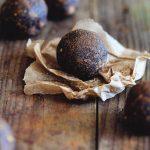 Sweet Potato Cinnamon Truffles