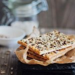 Gluten Free Seed Crackers