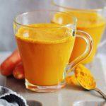 Warm Carrot Turmeric Juice