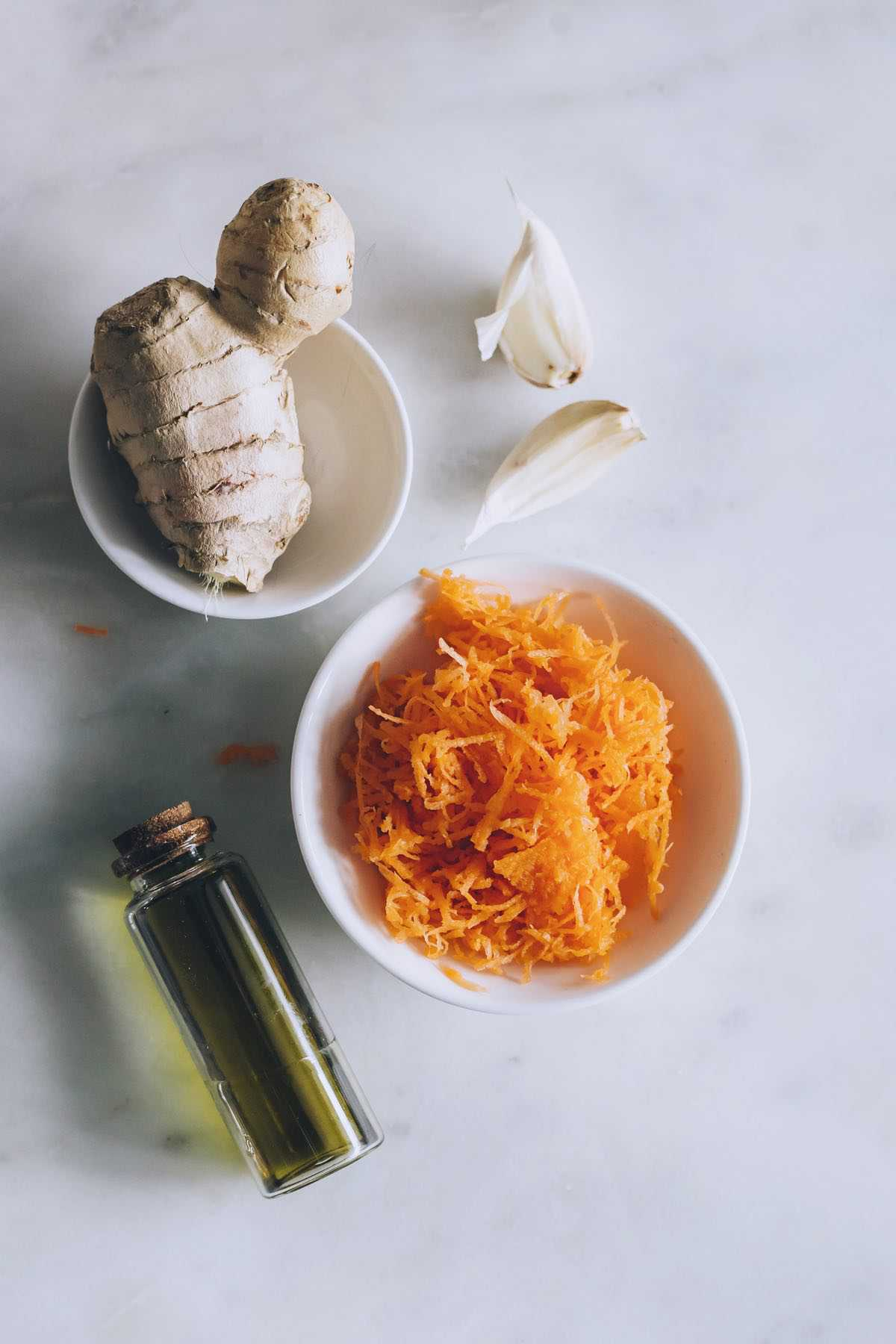 Ginger Carrot Dressing