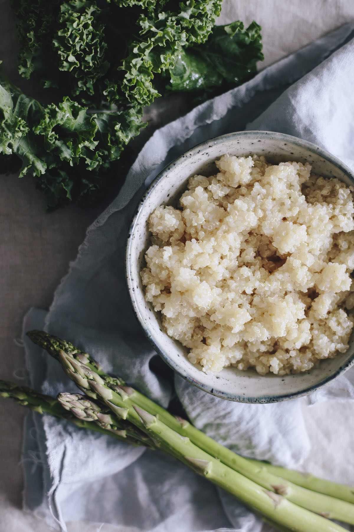 Kale Quinoa Salad