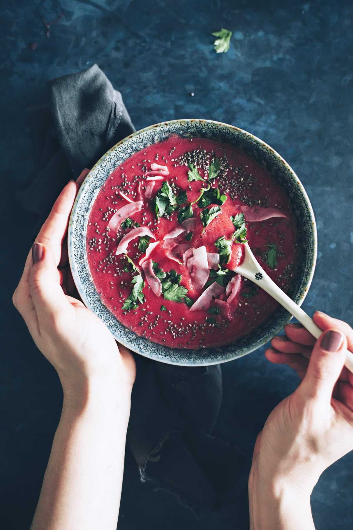 Healthy Beet Soup