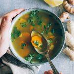 Immune-Boosting Vegetable Soup